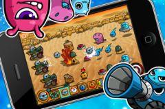 free iPhone app Alien Raid