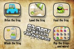 free iPhone app Tap The Frog