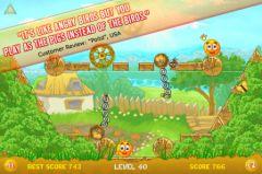 free iPhone app Cover Orange