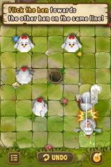 free iPhone app Chicken Out!