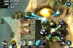 free iPhone app Sentinel 2: Earth Defense