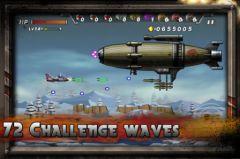 free iPhone app Blast Fighter