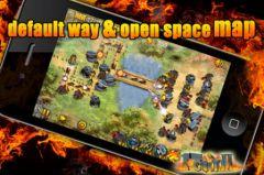free iPhone app 17 City Defense 2