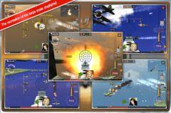 free iPhone app Medal of Gunner