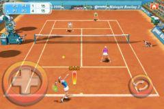 free iPhone app Real Tennis
