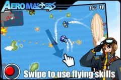 free iPhone app Aero Masters