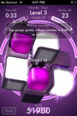 free iPhone app HypnoBlocks