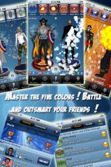 free iPhone app Heroes Battle Plus