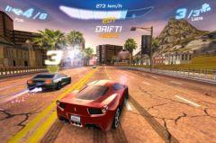 free iPhone app Asphalt 6: Adrenaline