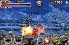 free iPhone app Warrior Nation-Gunner
