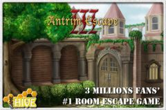 free iPhone app Antrim Escape 3