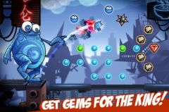 free iPhone app Gem King