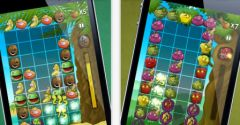 free iPhone app Battle Harvest