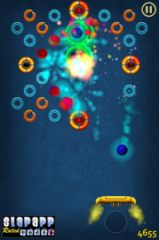 free iPhone app Jet Ball