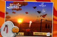 free iPhone app Shoot The Birds