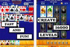 free iPhone app Solitaire Kingdom Supreme