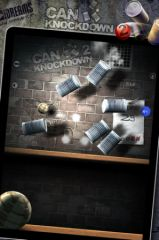 free iPhone app Can Knockdown 2