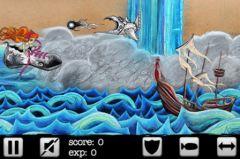 free iPhone app PaintScape
