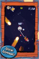 free iPhone app Rocket Claw