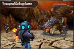 free iPhone app Star Warfare:Alien Invasion