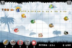 free iPhone app Birds Race