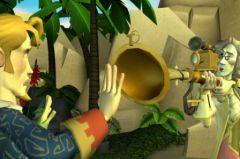 free iPhone app Monkey Island Tales 1