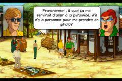 free iPhone app Les Chevaliers de Baphomet – les Boucliers de Quetzalcoatl: Remasterisé