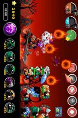 free iPhone app Defen-G Astro