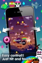 free iPhone app GoodNight Jump