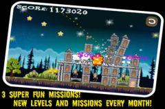 free iPhone app Zombies in Flight