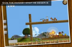 free iPhone app Timmy - feat. The Insulting Monkey