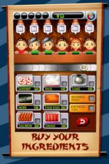 free iPhone app SushiGoRound!