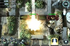 free iPhone app Sentinel 2: Earth Defense
