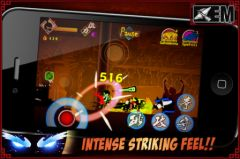 free iPhone app Vengeance On Evil