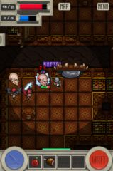 free iPhone app 100 Rogues