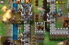 free iPhone app Fortress Under Siege