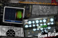 free iPhone app RoomBreak: Escape Now