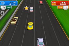 free iPhone app Racer