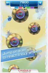 free iPhone app Rolling Jump