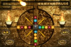 free iPhone app Aztec Magic Ball