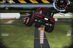 free iPhone app Top Gear: Stunt School