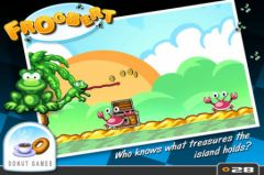 free iPhone app Frogbert