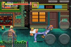 free iPhone app Streets of Rage 2