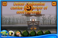 free iPhone app Toppling Towers: Halloween