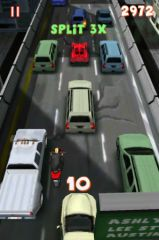 free iPhone app Lane Splitter