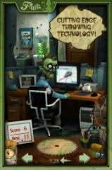 free iPhone app Office Zombie