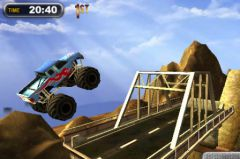 free iPhone app Monster Trucks Nitro 2