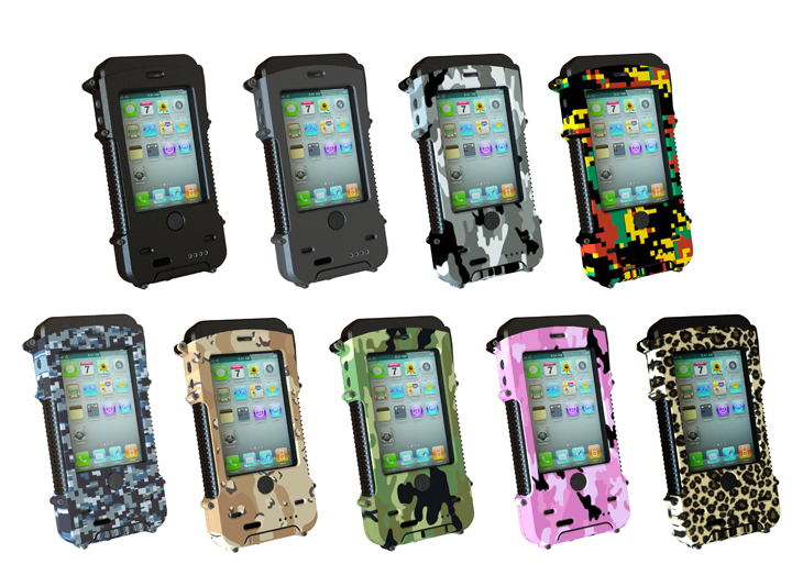 coque iphone 4 etanche