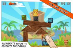 free iPhone app Tiki Totems 2