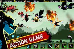 free iPhone app Dinosaur Slayer